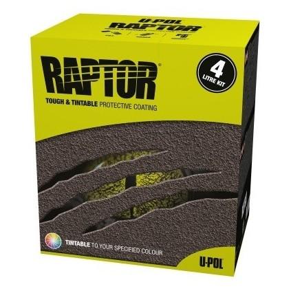RAPTOR 4 LITER VALGFRI FARGE