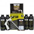 RAPTOR PAKKETILBUD 4 liters Kit Hvit