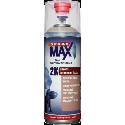 2K SprayMax Epoxy grunningsfyller