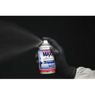 2K SprayMax Rapid klarlakk