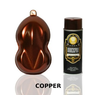 RUBBERSPRAY COPPER METALLIC